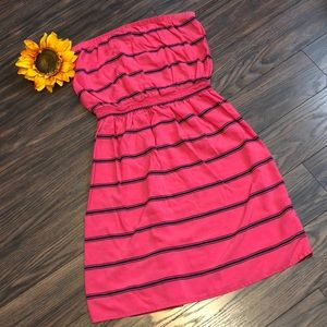 👗GAP Strapless Summer Dress MEDIUM